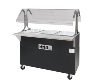 HOT and COLD BUFFET TABLES