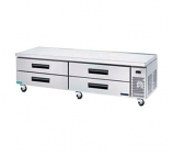 Maxx Cold MCCB72 Refrigerated Chef Base 70in.