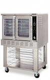 American Range MSD-1GG Majestic Series Single Convection Oven, Glass Doors