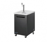 Maxx Cold MCBC24-1B Keg Cooler w/One Tower.