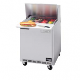 """Beverage Air SPE27C-B Refrigerated Salad-Sandwich Prep Table with Cutting Top 27"""""""