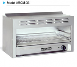 American Range ARCM-48/A37951 Infra-Red Cheese Melter Broilers with wall mount kit