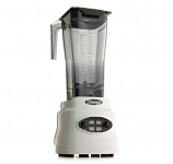 Omega BL660W Commercial Blender, Timer, Cyclic, Pulse, 82-oz, Variable 3-hp, White