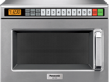 Panasonic NE-17521 1700 Watt Compact Commercial Microwave Oven with 60 Programmable Memory Pads