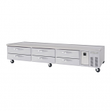 """Beverage Air WTRCS112-1 Refrigerated Chef Base - 112"""""""