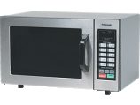 Panasonic NE-1054F 1000w Commercial Microwave with Touch Pad, 120/1v
