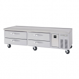 Beverage Air WTRCS84-1 Refrigerated Chef Base - 84""