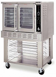 American Range M-1-GG Majestic Series Single Bakery Depth Convection Oven,Solid Doors