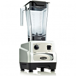 Omega BL440S Blender 3 Hp Low and High Speeds Pulse 64 oz Silver