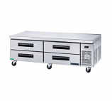 Maxx Cold MCCB84 Refrigerated Chef Base 85in