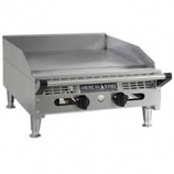 American Range AETG-24 Thermostatic Gas Griddle 24-in.
