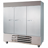 Beverage Air HBRF72-1-G Reach-In Refrigerator Freezer w/ Right & Left Hinged Solid Doors, 72-cu ft