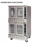 American Range MSDE-2 Majestic Series Double Convection Ovens, Solid Doors